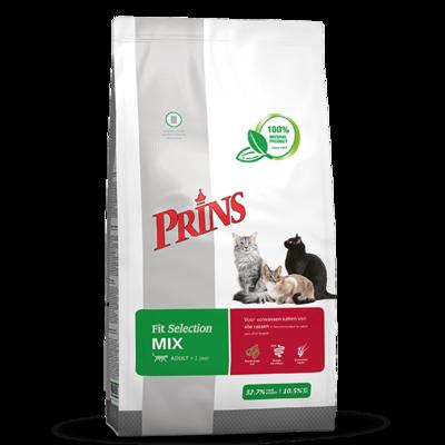 Prins Fit Selection Kattenbrok Mix - 10kg