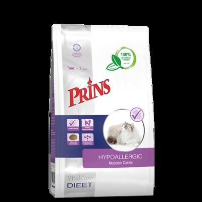 Prins VitalCare DIEET Hypoallergic Moderate Calorie - 1.5kg