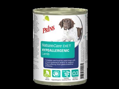 Prins NatureCare Diet Dog Hypoallergenic Lamb - 400g