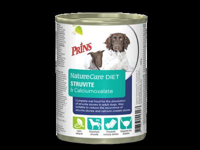 Prins NatureCare Diet Dog Struvite & Calciumoxalate - 400g