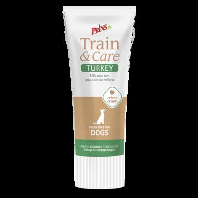 Prins Train & Care Dog Turkey - 75g