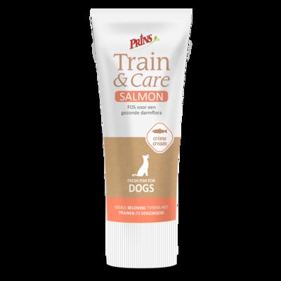Prins Train & Care Dog Salmon - 75g