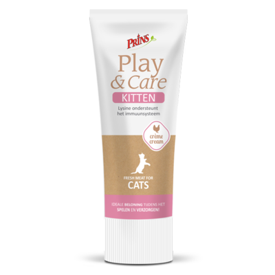 Prins Play & Care Cat Kitten - 75g