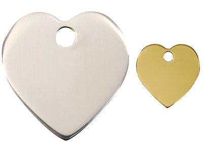 Red Dingo Standaard Penning Heart