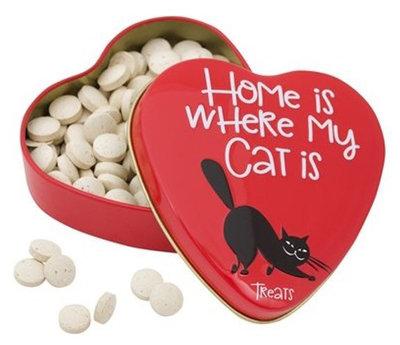 Sanal Gist Kattensnoepjes in Blik - 60gr