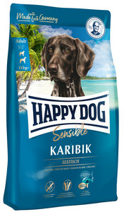Happy Dog Sensible Karibik - Vis - 12,5 kg