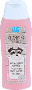 Lief! Shampoo Tea Tree tegen Vlooien en Teken - 300 ml