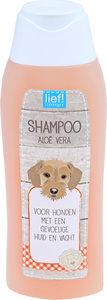 Lief! Shampoo Aloë Vera voor gevoelige huid en Vacht - 300 ml