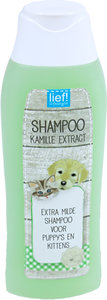 Lief! Shampoo Puppy's en Kittens - 300 ml