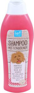 Lief! Shampoo met Conditioner voor langharige honden - 750 ml