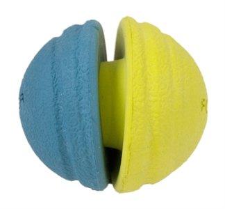 Foaber split bal blauw / groen