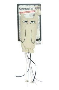 Grumpy cat catnip sok met belletjes