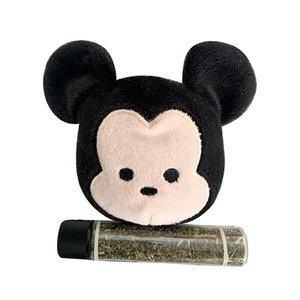 Disney mickey zakje catnip met navulling