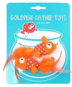 Happy meow catnip goudvis