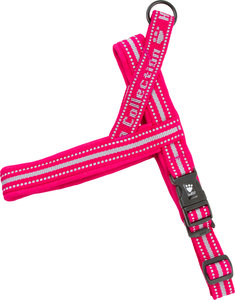 Hurtta Padded Harness - Cherry