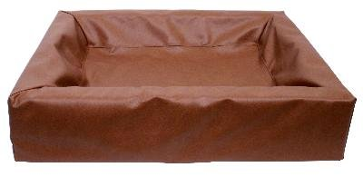 Bia bed hondenmand bruin