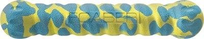 Foaber stick snack dispenser foam / rubber blauw / groen