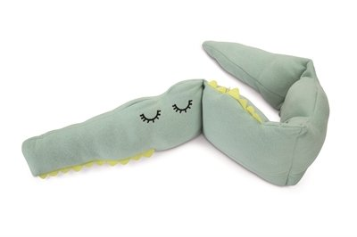 Beeztees puppy knuffel cosy crocy groen