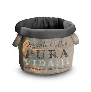 D&d kattenmand pet-bag coffee pura vida