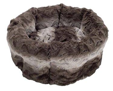 winks kattenmand snuggle grijs / creme