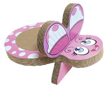 Croci krabmat vlinder dora karton
