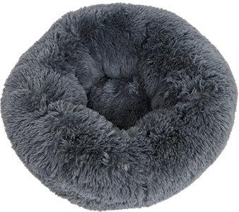 Mand Donut Supersoft 50 cm - Donker grijs