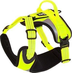 Hurtta Dazzle harness - Fluor geel (OP=OP)