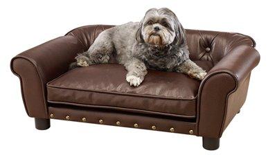 Enchanted hondenmand / sofa brisbane pebble bruin