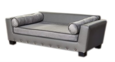 Enchanted hondenmand / sofa sailor grijs