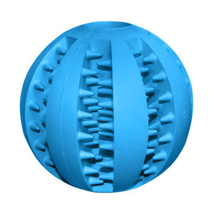 Dental massage ball - Blauw