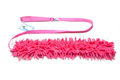 SWAG Chasing Micromop 1,4m - Micromop: Roze / Handvat: Roze
