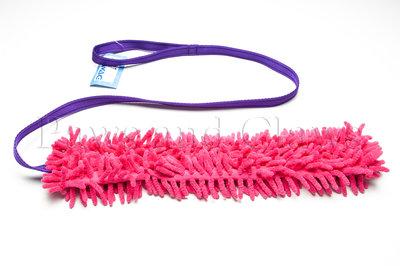 SWAG Chasing Micromop 1,4m - Micromop: Roze / Handvat: Paars