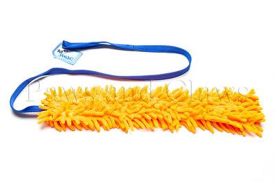 SWAG Chasing Micromop 1,4m - Micromop: Oranje / Handvat: Blauw