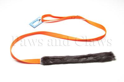 SWAG Chasing Rabbitskin 1,4m - Handvat: Oranje