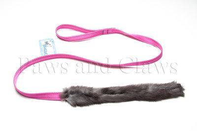 SWAG Chasing Rabbitskin 1,4m - Handvat: Roze