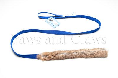 SWAG Chasing Rabbitskin 1,4m - Handvat: Blauw