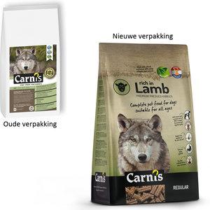 Carnis Geperste brok Lamb - Regular - 12,5kg
