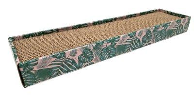 Croci krabplank homedecor textuur bladeren groen