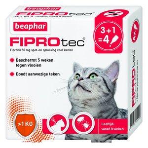 Fiprotec Kat 3+1 pipetten
