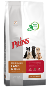Prins Fit Selection Lamb & Rice - 15kg