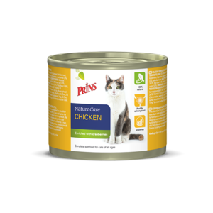 Prins NatureCare Cat Chicken - 200g