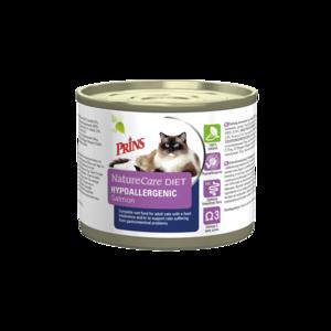 Prins NatureCare DIET Cat Hypoallergenic Salmon - 200g