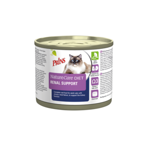 Prins NatureCare DIET Cat Renal Support - 200g