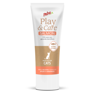 Prins Play & Care Cat Salmon - 75g